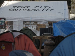 From the Tent City Uni to Warwick: Occupy the University