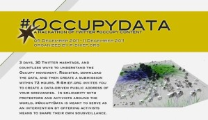 occupy data